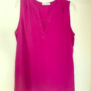 Chaus sleeveless blouse